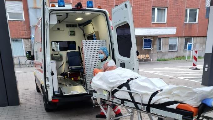 Almanya'da felç geçirdi, ambulans uçakla İstanbul'a nakledildi