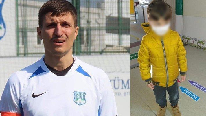 Oğlunu boğarak öldüren eski futbolcu beraat istedi