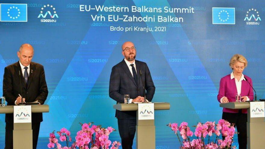 Avrupa Birliği, Batı Balkan ülkeleriyle buluştu