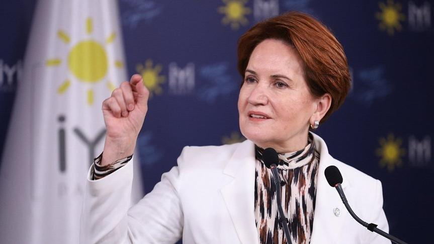 İYİ Parti lideri Meral Akşener, Erdoğan'ın yaptığı üç teklifi açıkladı