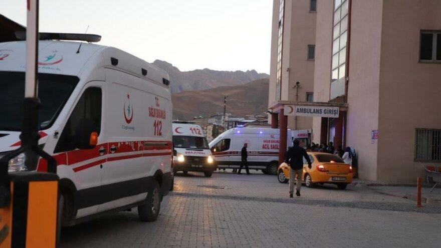 Maden ocağında göçük: 2 ölü 1 yaralı