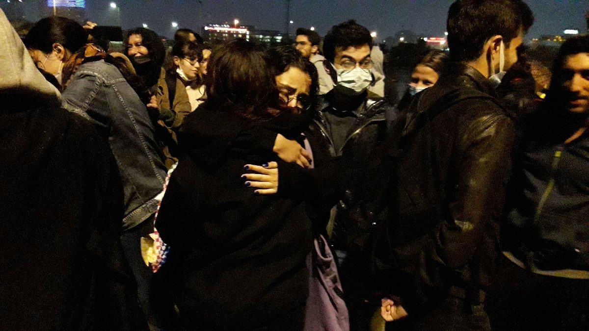 Naci İnci'yi protesto eden öğrenciler tutuklandı