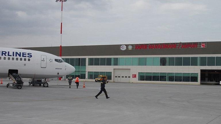Hazine'nin seri katili Zafer Havalimanı