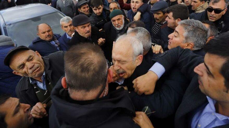 Kılıçdaroğlu'na saldırı davasında sanıklar dinlendi