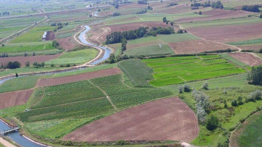AKP'li belediyeden tepki çeken proje: Tarım arazileri böyle yok ediliyor