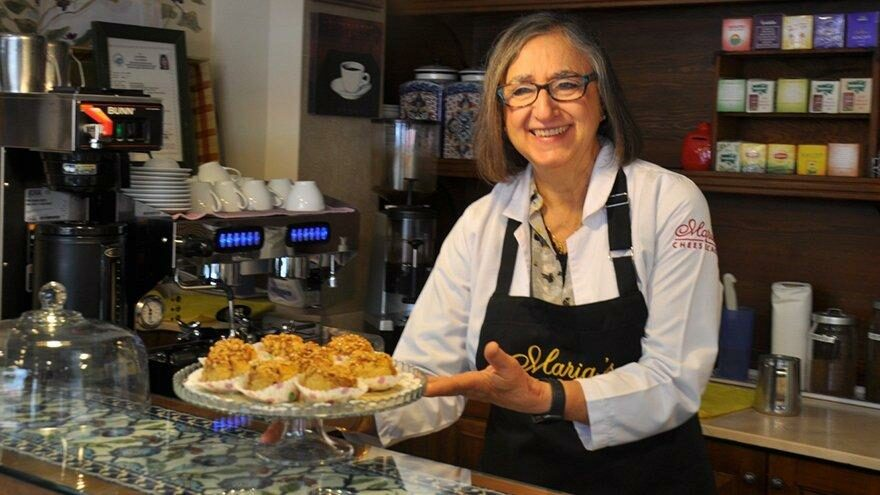 ABD'den Beykoz'a bir cheesecake hikayesi