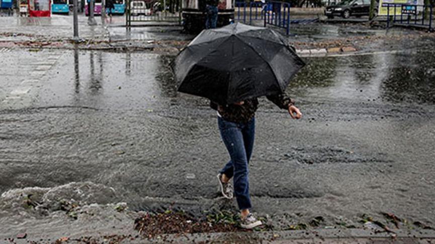 Meteoroloji'den İstanbul uyarısı: Öğlen başlıyor