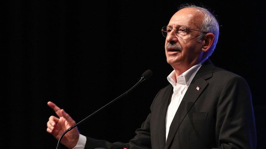 Kılıçdaroğlu'ndan Erdoğan'a: Halkı neye hazırlıyorsun? Ağzındaki baklayı çıkar