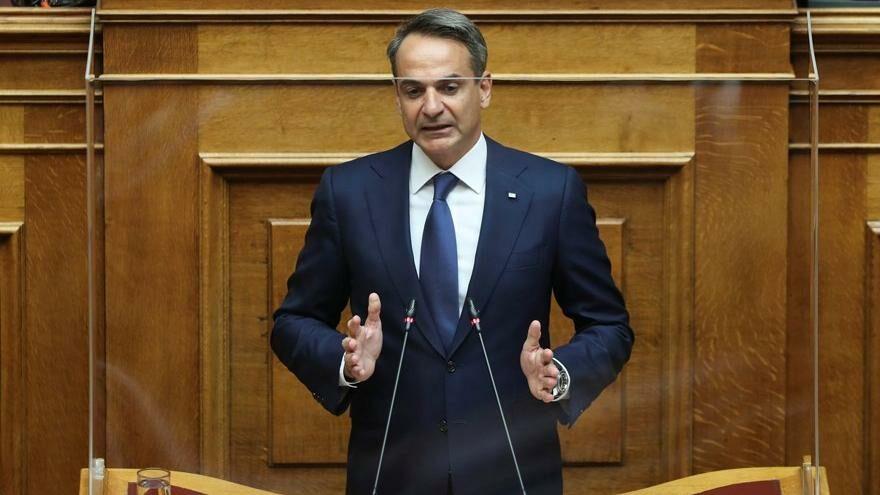 Yunanistan Başbakan'ından üstü kapalı Türkiye mesajı