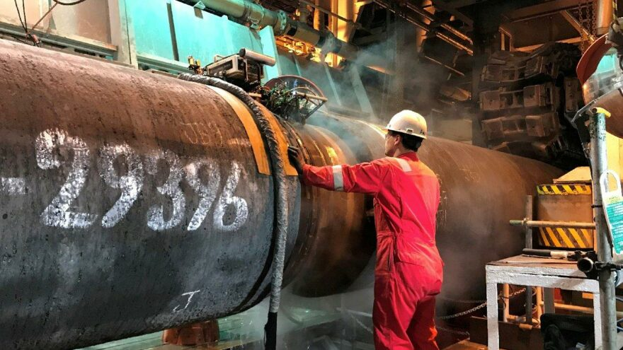 Rusya'dan gaz krizine karşı Kuzey Akım çıkışı