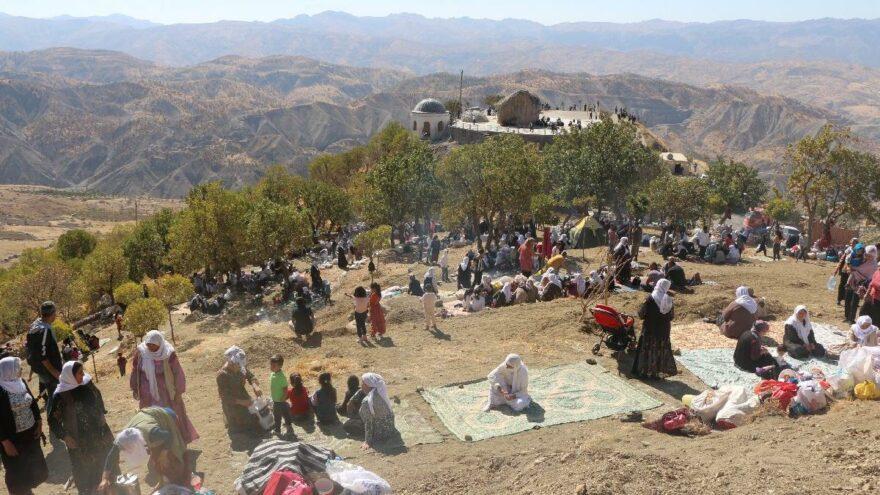 Cudi'de 300 yıllık gelenek