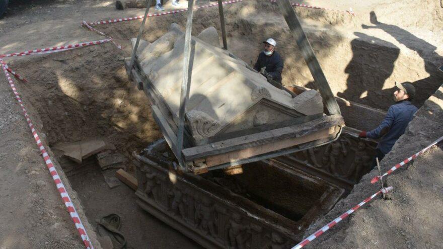 İznik'ten tarih fışkırıyor