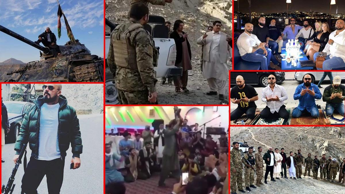 Almanya'da çete lideri olarak tescillenen Sanger Ahmadi Türkiye'de