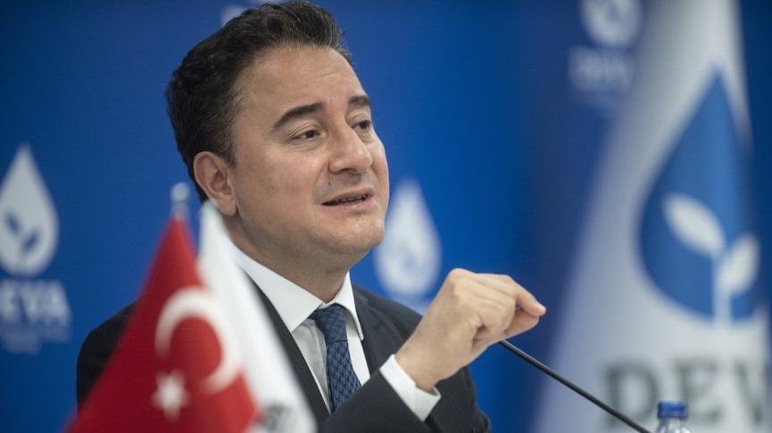 Ali Babacan'dan 'sistem' açıklaması: Muhalefetteki 6 siyasi parti çalışıyoruz - Son dakika haberleri