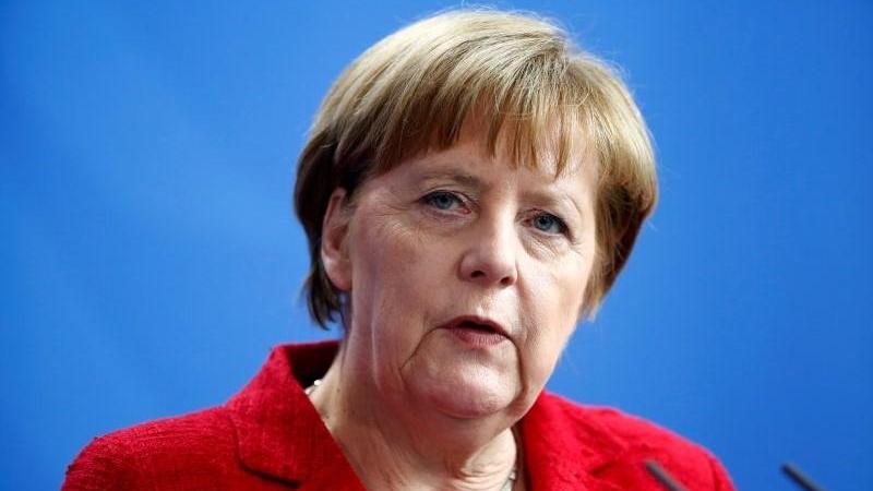 Merkel'den sürpriz Türkiye ziyareti