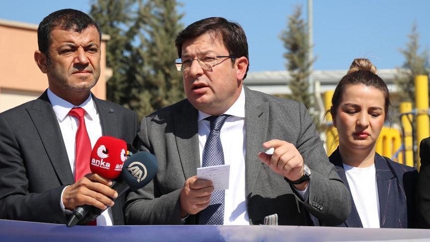 Muharrem Erkek: Bu ağır ve haksız tutuklama kararına derhal son verilmesini talep ediyoruz