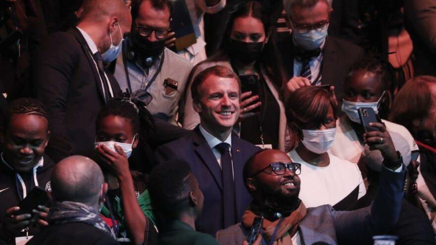 Fransa'dan Afrika'ya demokrasi fonu