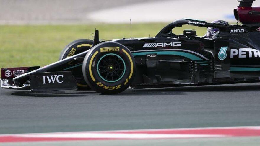 Lewis Hamilton İstanbul'da rekor kırdı