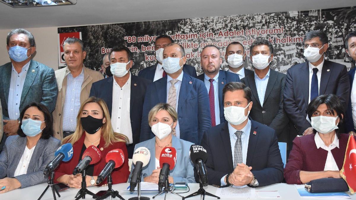 CHP'li 30 vekil İzmir'de 190 köyü ziyaret edecek