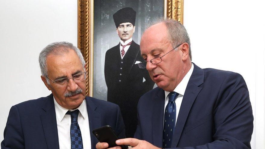 Muharrem İnce: Sultan Süleyman'da bile bu kadar çok yetki yoktu