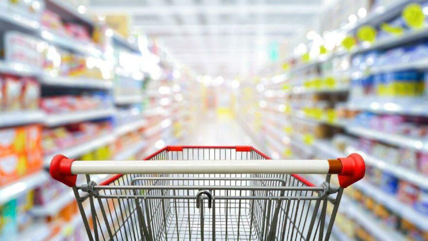 Zincir marketlerin toplam şube sayısı 10 binlere ulaştı