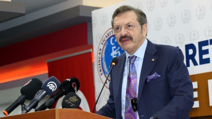 TOBB Başkanı Hisarcıklıoğlu: Sanayide çalıştıracak eleman bulamıyoruz