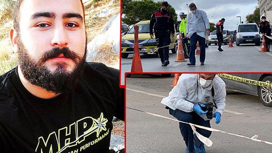 Trafikte tartışıp, takip ettiği milli diskçiye kurşun yağdırdı