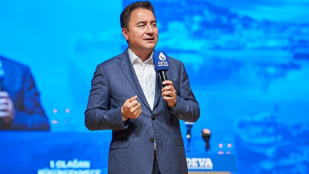 Ali Babacan, iktidara seslendi: Artık yeter, bu ihanetten vazgeçin