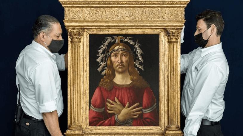 Açık artırmaya çıkacak Botticelli tablosu için 40 milyon dolar bekleniyor