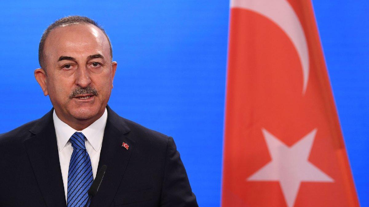 Dışişleri Bakanı Çavuşoğlu'ndan Biden'ın açıklamalarına tepki: Terör örgütüne çok iyi destek veriyorlar