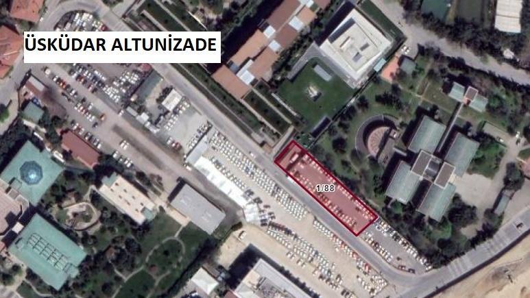 AKP'li belediye, Üsküdar'daki kupon araziyi satışa çıkardı