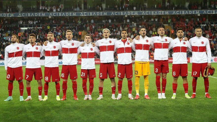 İki futbolcu Milli Takım aday kadrosunda çıkarıldı