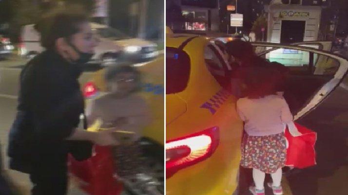 'Karşının taksisiyim' dedi... Çocuklu yolcuyu almadı cezayı yedi