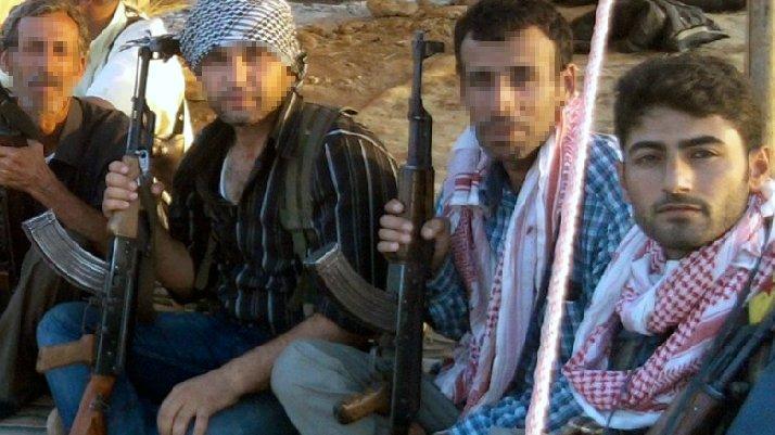 'Uyuyan hücre' YPG'li terörist, Adana'da yakalandı