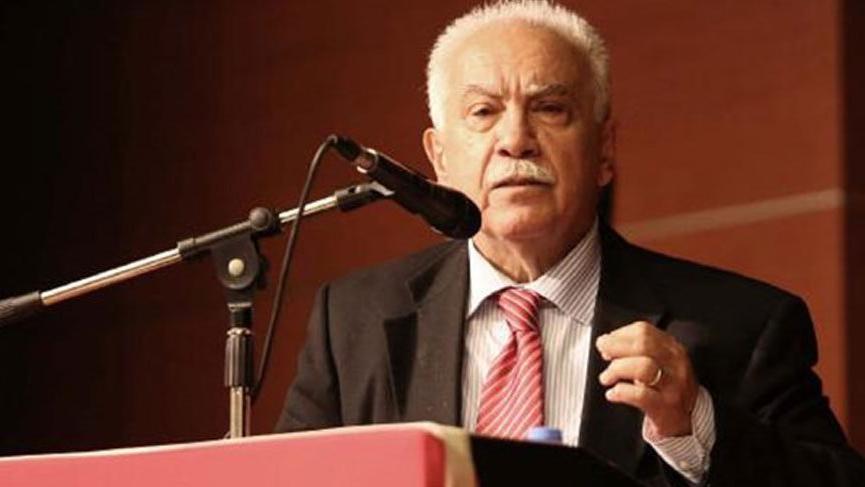 Doğu Perinçek: Türkiye büyük çözümlerin eşiğinde
