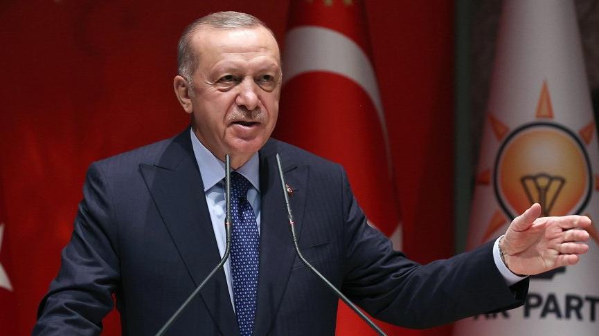 Erdoğan'dan Kılıçdaroğlu'na: Bay Kemal, kıskanma çalış senin de olur
