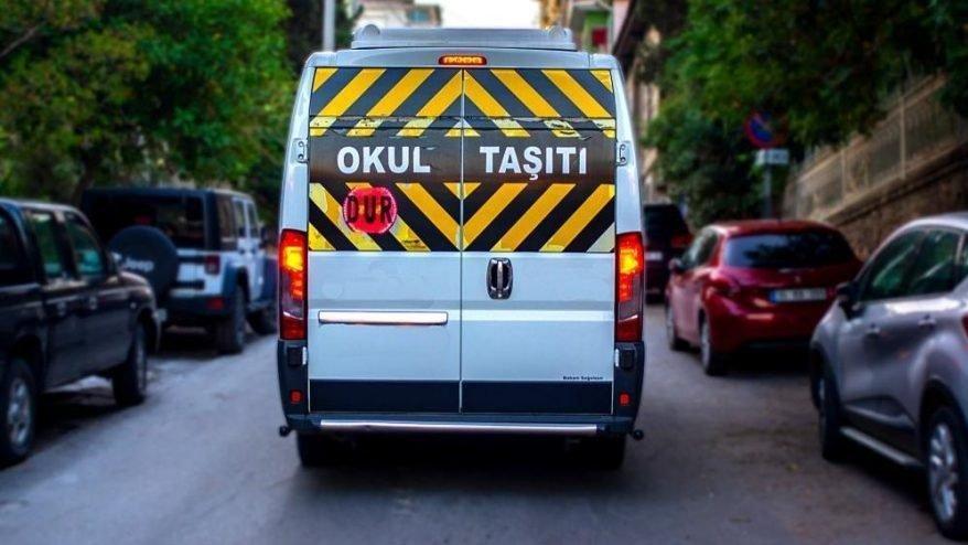 81 ilde eş zamanlı denetim: Yüzlerce okul servis aracı trafikten men edildi