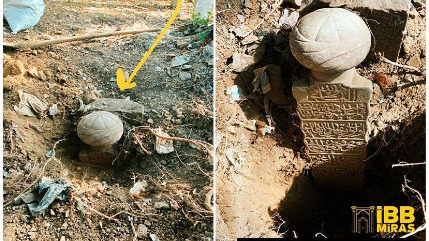 İBB'den bir tarihi keşif daha: Çöp ve hafriyat alanının altında bulundu