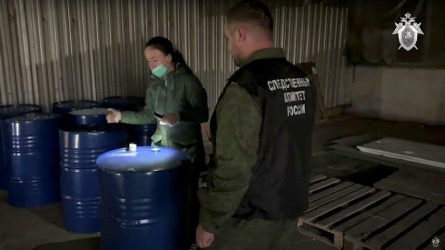 Kaçak içki faciası: 32 insan öldü