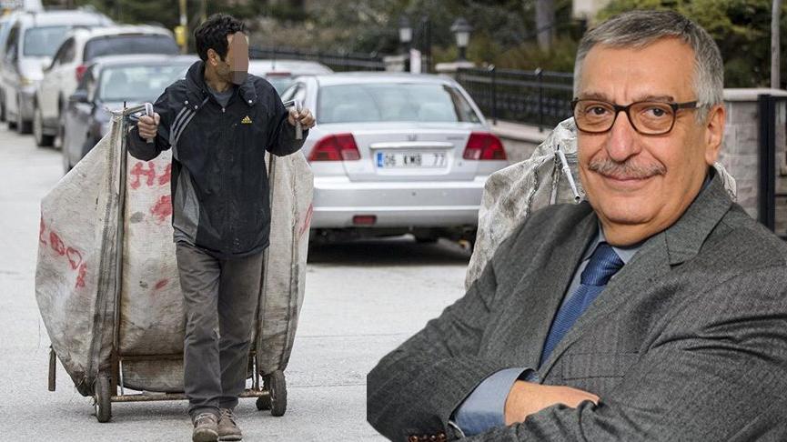 Rektör danışmanı atık toplayıcıları hedef aldı: Yaptıkları iş asalaklıktır