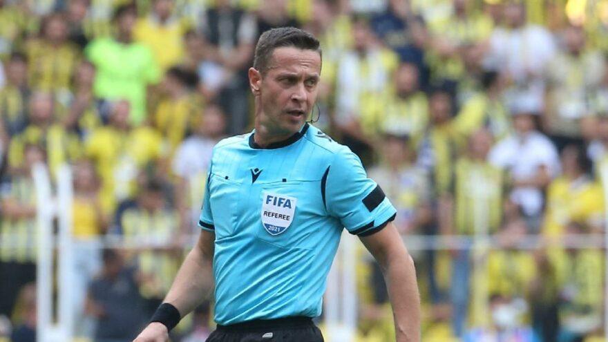 FIFA'dan Halis Özkahya'ya görev