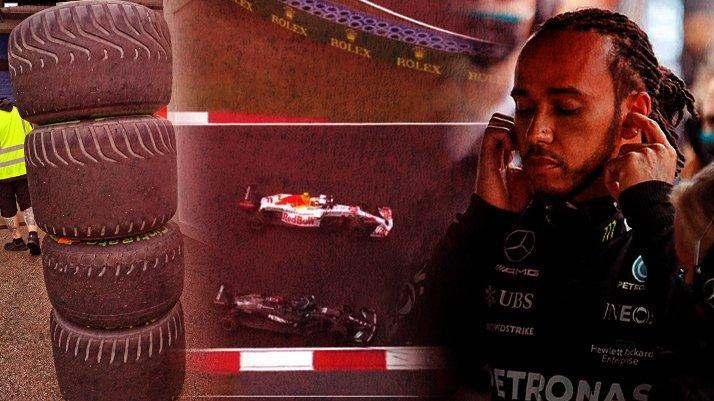 Lewis Hamilton'ı 'pit stop' kararı bitirdi! Formula 1 Türkiye GP'ye damga vuran an...