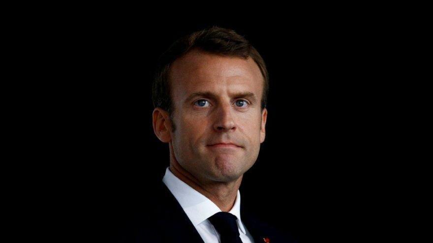 Macron'un sağlık kartını kullanan bir kişi yakalandı