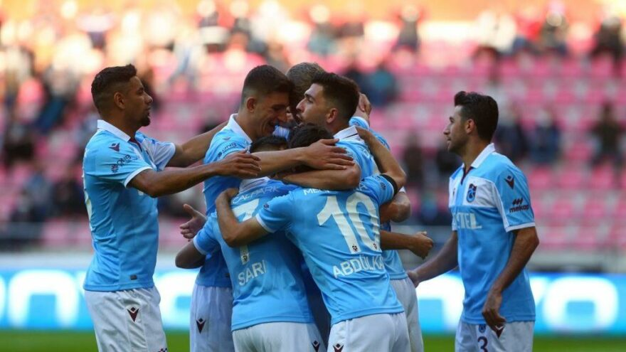 Trabzonspor'un maliyeti düştü, değeri arttı