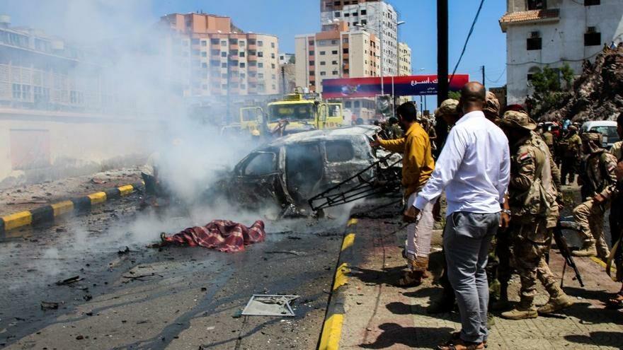 Yemen'de bombalı saldırı: Ölü ve yaralılar var
