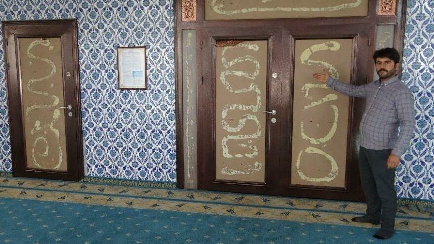 Batman'da hırsızlar camilere dadandı