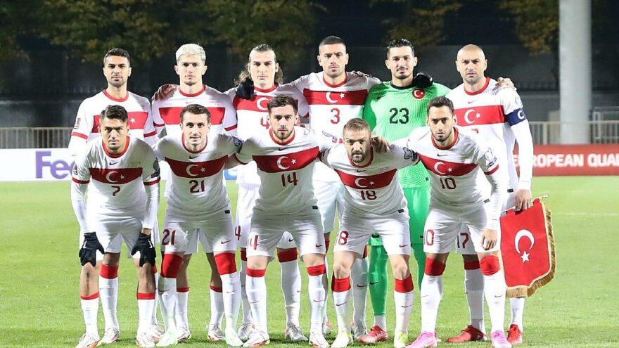 A Milli Takım gruptan nasıl çıkar? Dünya Kupası'nda katılabilmek için…