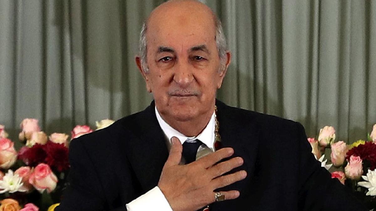 Cezayir Cumhurbaşkanı Tebbun: Fransa, 4 bin kişiyi infaz etti
