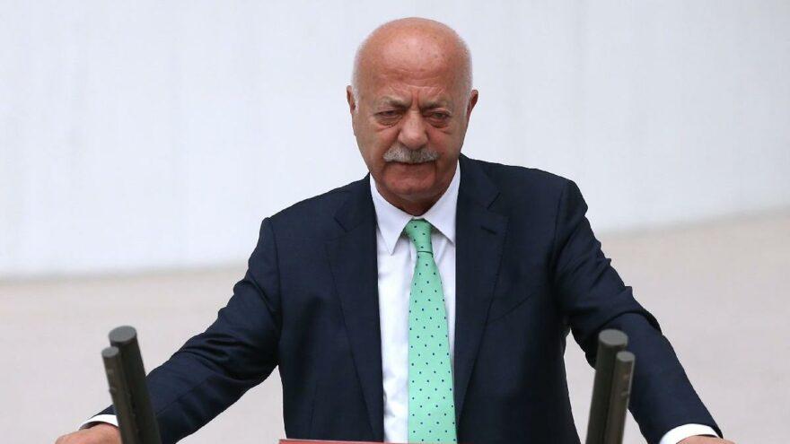 AKP milletvekili İsmet Uçma hayatını kaybetti