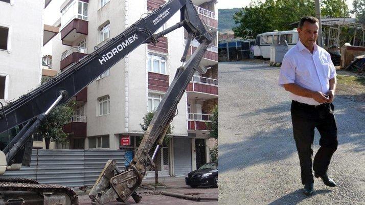 Avcılar'da ihmal iddiası: İş makinesinin devirdiği beton direk can aldı